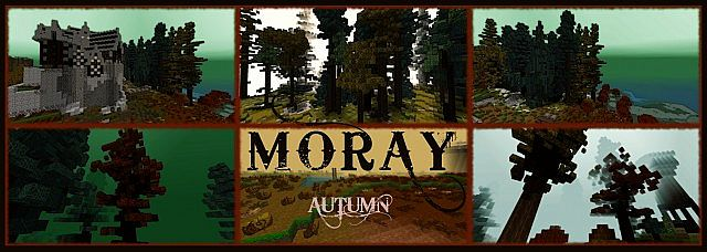 4a005  Moray autumn texture pack [1.7.2/1.6.4] [32x] Moray Autumn Texture Pack Download