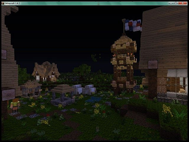 609c0  Dungeon realms texture pack 4 [1.7.2/1.6.4] [64x] Dungeon Realms Texture Pack Download