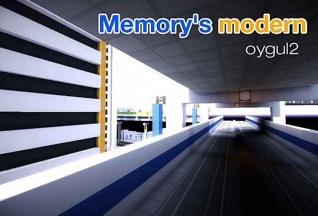 71dae  Memorys modern texture pack [1.7.2/1.6.4] [16x] Memory's Modern Texture Pack Download