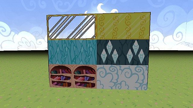 82d8b  Ponycraft texture pack 3 [1.7.2/1.6.4] [128x] Ponycraft Texture Pack Download
