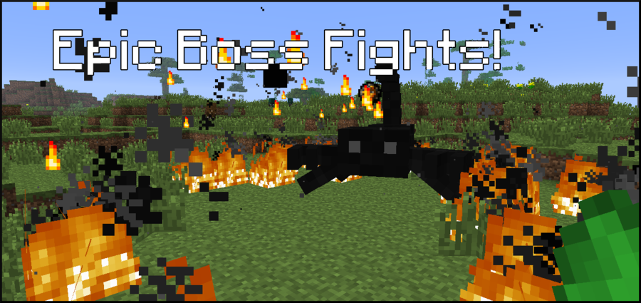 BossCraft 2 Mod
