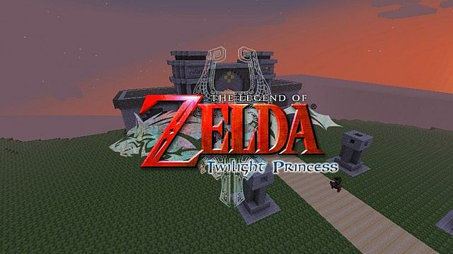 96087  Twilicraft texture pack [1.7.2/1.6.4] [64x] The Legend Of Zelda: Twilight Princess Texture Pack Download