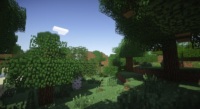Sonic Ether's Unbelievable Shaders Mod