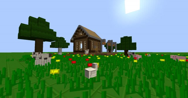 a7a58  Mranth0ny62's Pixels Texture Pack 640x335 [1.7.10/1.6.4] [16x] Mranth0ny62's Pixels Texture Pack Download