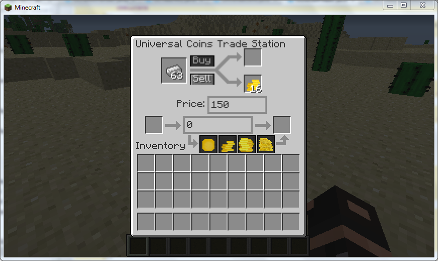 Universal Coins Mod