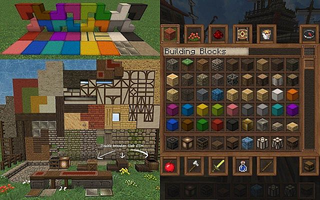b9add  Halcyon days texture pack 3 [1.7.2/1.6.4] [32x] Halcyon Days Texture Pack Download