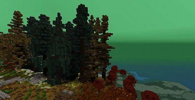 c3048  Moray autumn texture pack 7 [1.7.2/1.6.4] [32x] Moray Autumn Texture Pack Download