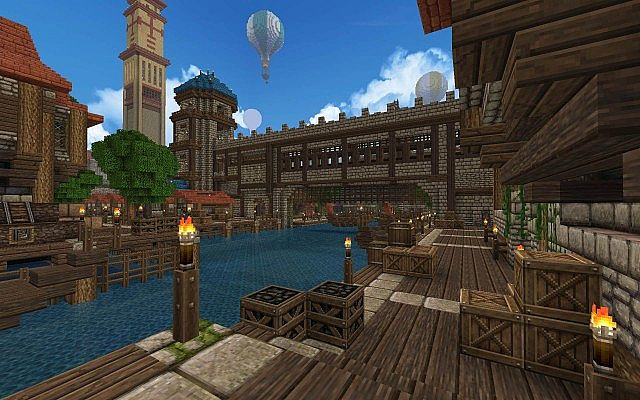 d0050  Halcyon days texture pack 11 [1.7.2/1.6.4] [32x] Halcyon Days Texture Pack Download