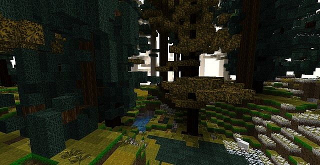 db095  Moray autumn texture pack 9 [1.7.2/1.6.4] [32x] Moray Autumn Texture Pack Download