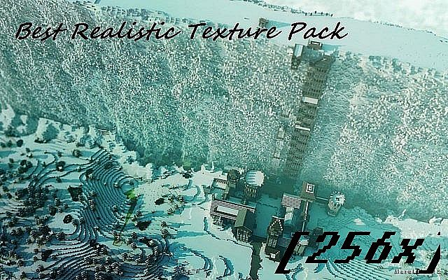 dcf43  Best realistic texture pack [1.6.2/1.6.1] [128x] Best Hyper Realism Texture Pack Download