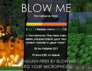 [1.6.2] Blow Me Mod Download