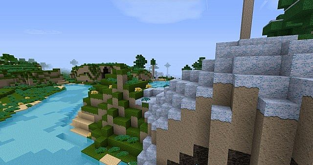e11f5  Intermacgod realistic pack 9 [1.7.10/1.6.4] [256x] Intermacgod Realistic Pirate Texture Pack Download