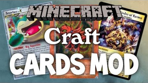 e250d  Craft Cards Mod [1.6.2] Craft Cards Mod Download