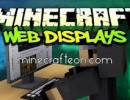 [1.6.2] Web Displays Mod Download