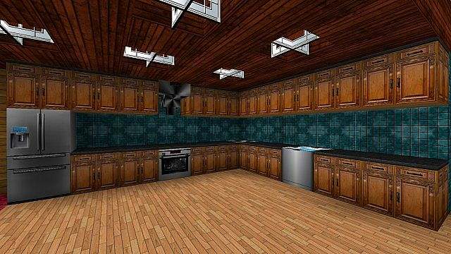 0354f  Intermacgod Realistic Pack 5 [1.7.2/1.6.4] [256x] Intermacgod Realistic Modern Texture Pack Download