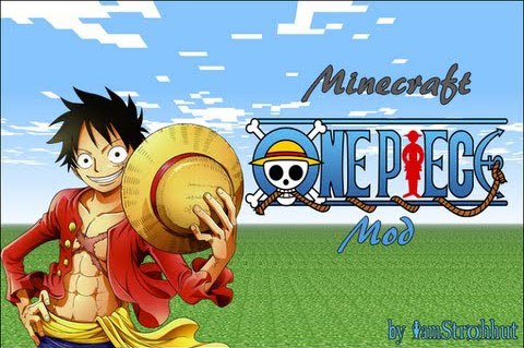 11a1f  OP One Piece Mod [1.6.2] OP One Piece Mod Download
