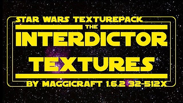 12f17  Star wars resource pack [1.7.10/1.6.4] [32x] Star Wars Realistic Texture Pack Download