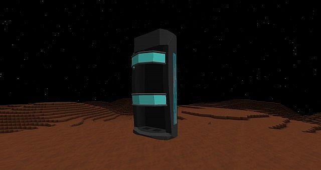 147c5  Galacticraft Mars Mod 3 Galacticraft Mars Screenshots
