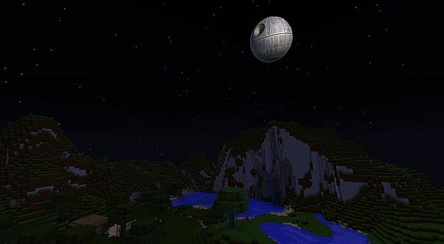 2901d  Star wars resource pack 7 [1.7.10/1.6.4] [32x] Star Wars Realistic Texture Pack Download