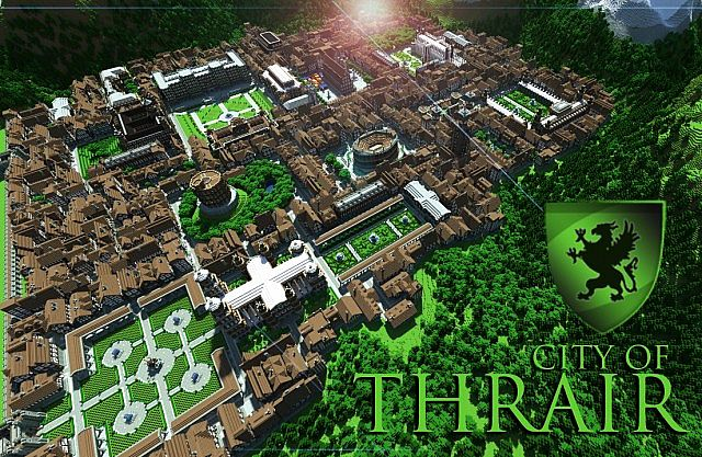 37775  City of Thrair Map 1 City of Thrair Map Download