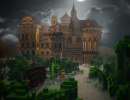 Herobrine's Mansion Adventure Map Download