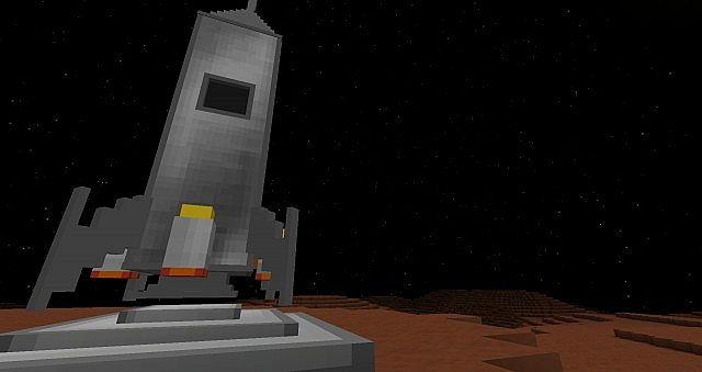 41f52  Galacticraft Mars Mod 1 Galacticraft Mars Screenshots