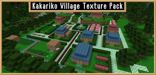 43486  Kakariko village resource pack 4 [1.7.2/1.6.4] [32x] Kakariko Village Resource Pack Download