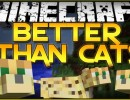 [1.6.2] Better Than Cats Mod Download