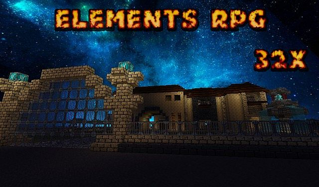 67fd3  Elements rpg animations pack [1.7.2/1.6.4] [64x] Elements RPG – Animations Resource Pack Download