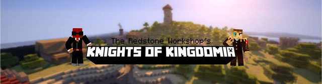 6cbf5  Knights of Kingdomia Map [1.6.4] Knights of Kingdomia Map Download
