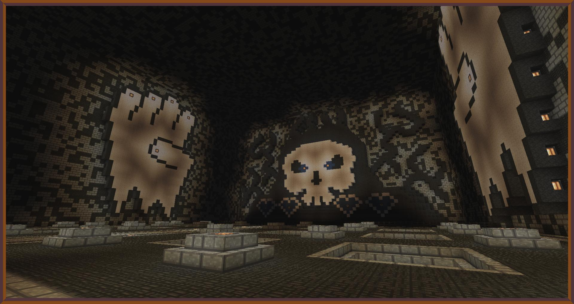 73e14  Mystery of the Pumpkin Castle Map 5 [1.6.2] Mystery of the Pumpkin Castle Map Download