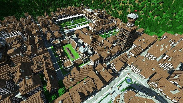 7746e  City of Thrair Map 9 City of Thrair Map Download