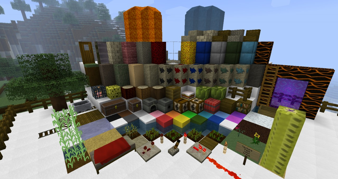 7a1af  Runescape texture pack 1 [1.7.2/1.6.4] [32x] RuneScape Texture Pack Download