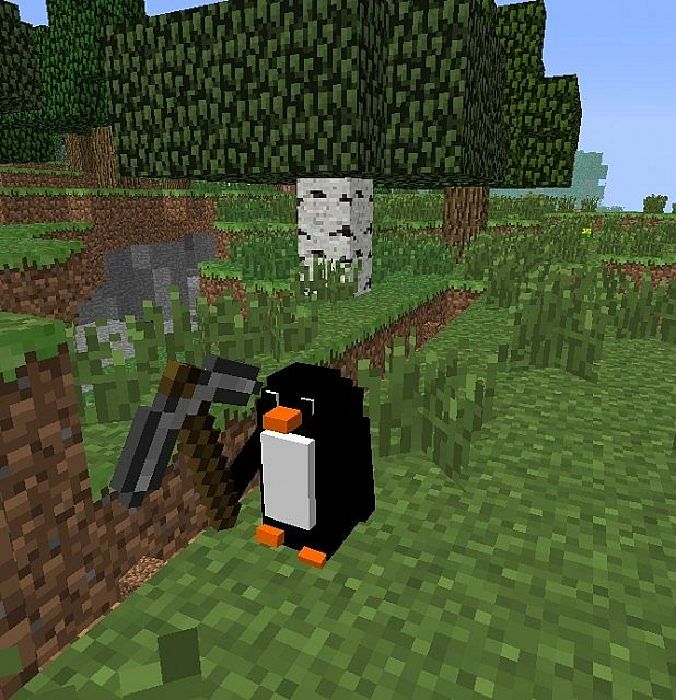 8befe  Pingus Mod 2 [1.6.4] Pingus Mod Download