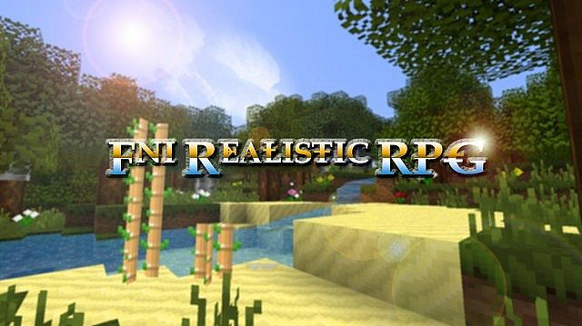 8d37b  FNI realistic rpg texture pack [1.7.2/1.6.4] [16x] FNI Realistic RPG Texture Pack Download