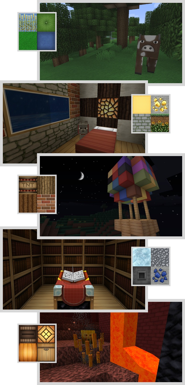 97c23  Soartex Fanver 2 [1.7.2/1.6.4] [64x] Soartex Fanver Resource Pack Download
