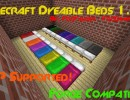 [1.7.10] Dyeable Beds Mod Download