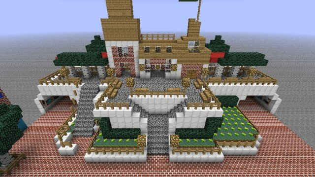 1.6.4] Disneyland Map Download | Minecraft Forum on