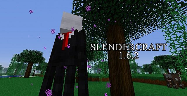 be087  Slendercraft resource pack [1.9.4/1.8.9] [16x] Slendercraft Texture Pack Download
