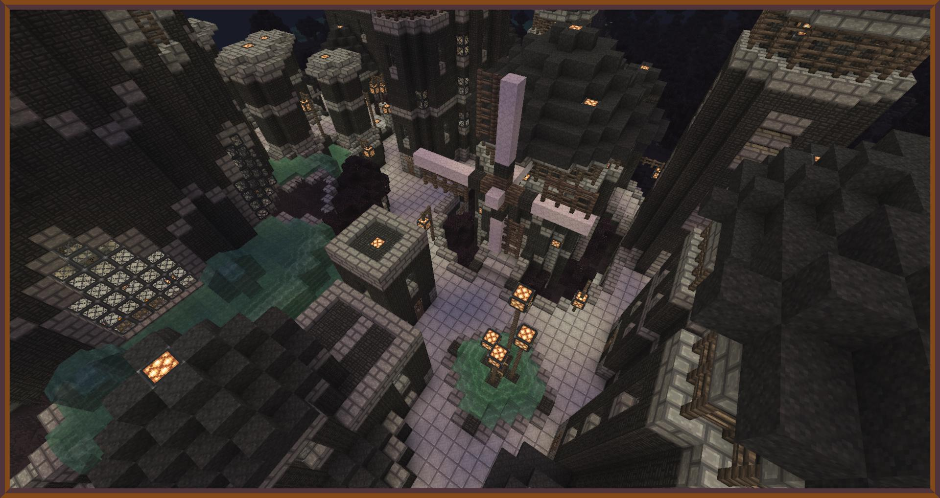 c4659  Mystery of the Pumpkin Castle Map 2 [1.6.2] Mystery of the Pumpkin Castle Map Download