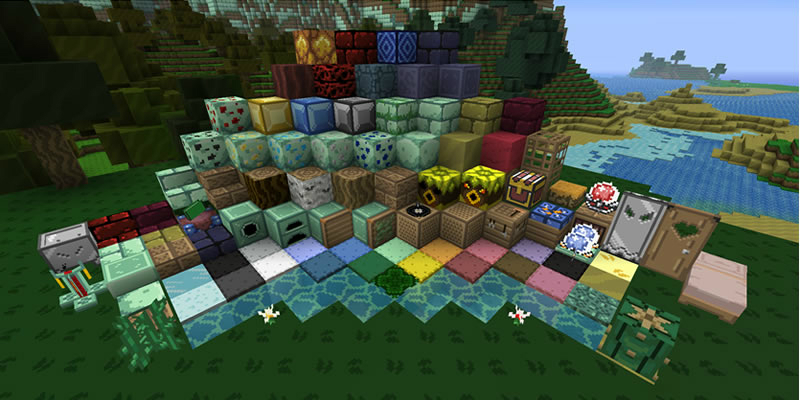 resource packs minecraft