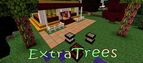 d2c0d  Extra Trees Mod [1.6.4] Extra Trees Mod Download