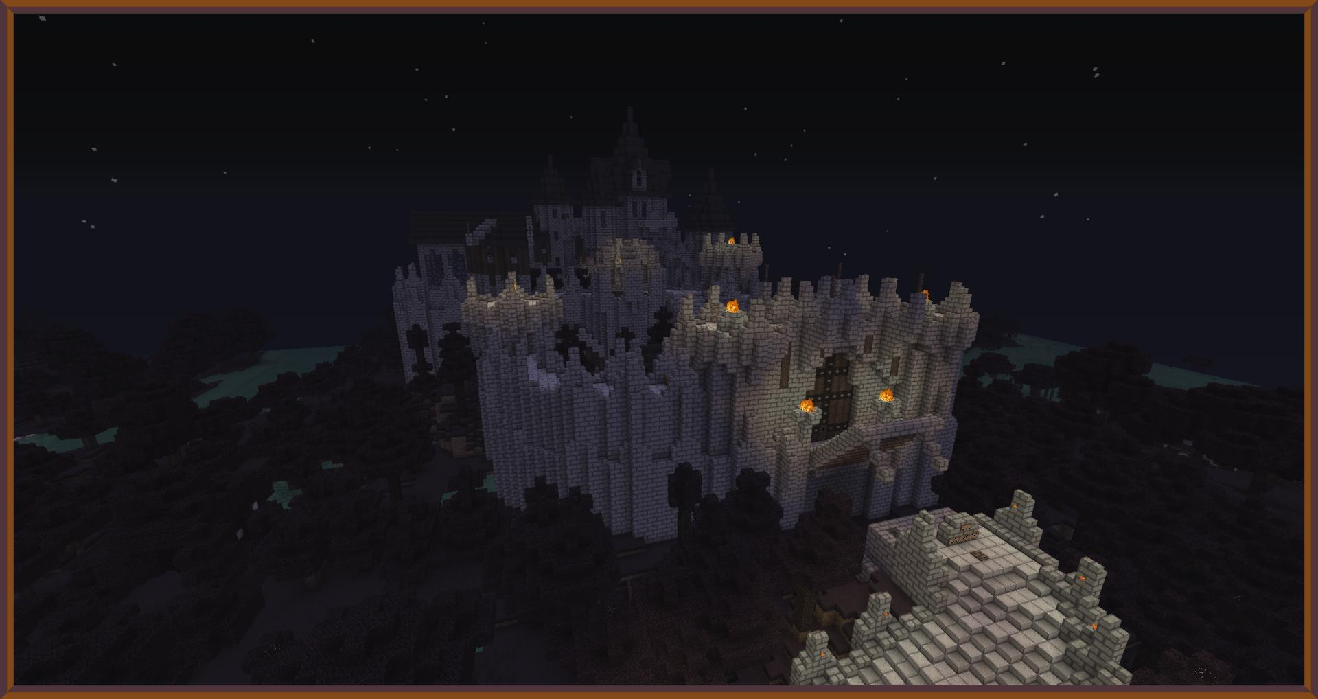 e0591  Mystery of the Pumpkin Castle Map 3 [1.6.2] Mystery of the Pumpkin Castle Map Download