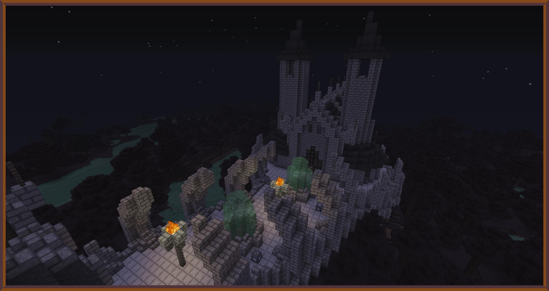 e0591  Mystery of the Pumpkin Castle Map 4 [1.6.2] Mystery of the Pumpkin Castle Map Download