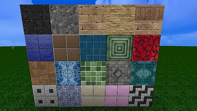 e5c40  Intermacgod Realistic Pack 9 [1.7.2/1.6.4] [256x] Intermacgod Realistic Modern Texture Pack Download