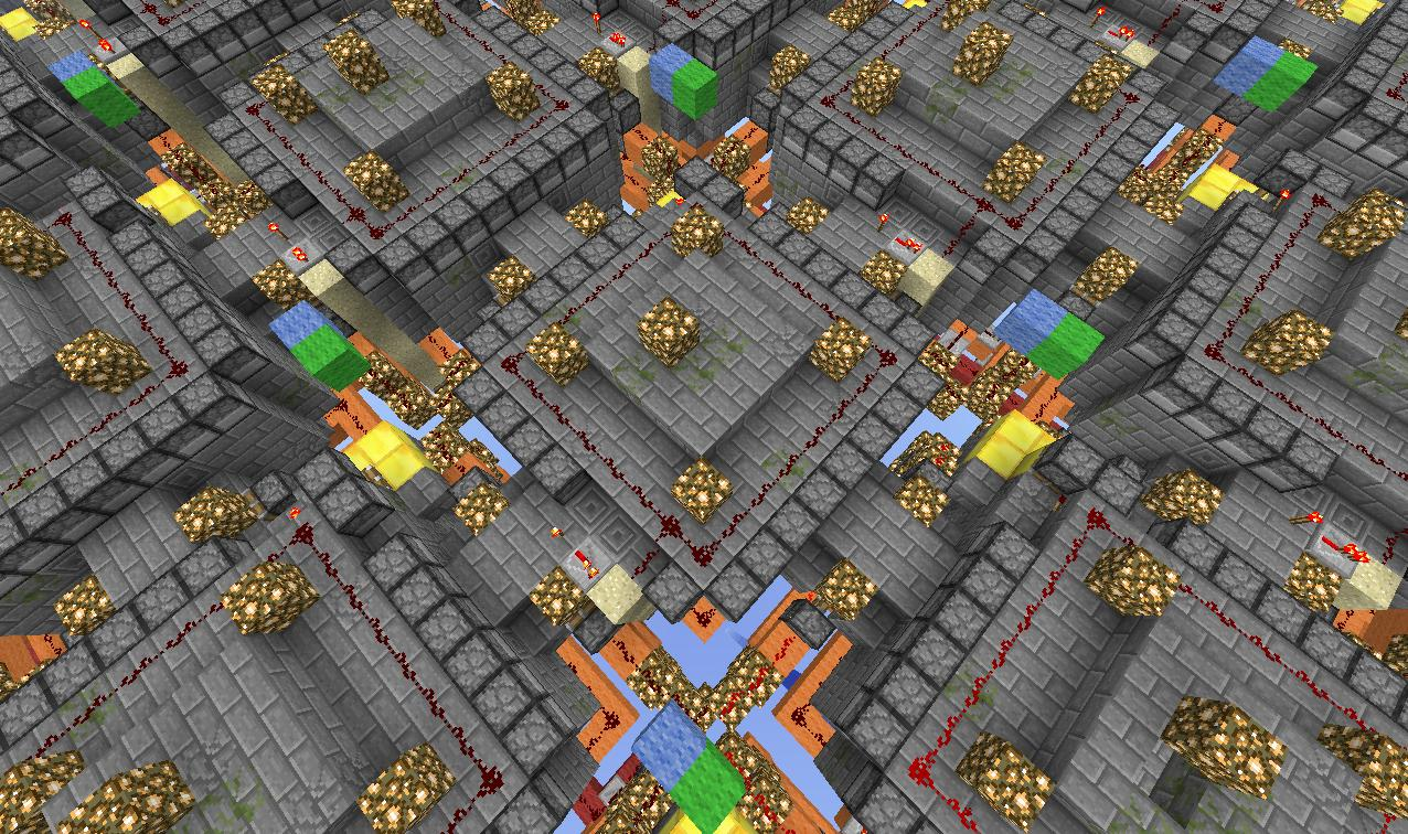 e674d  abyc1 [1.6.2] Infinite Creeper Maze Map Download