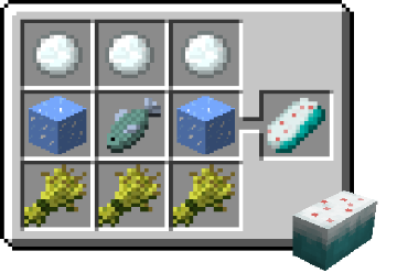 fishcake [1.6.4] Cake is a Lie