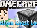 [1.7.10] Custom Chest Loot Mod Download
