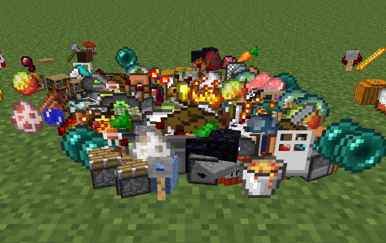 1 6 4] Lucky Block Mod Download | Minecraft Forum