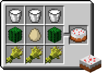 3de50  cactuscake Cake is a Lie Recipes
